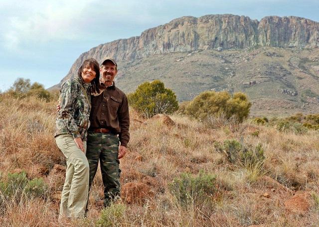 Kudu Mountain