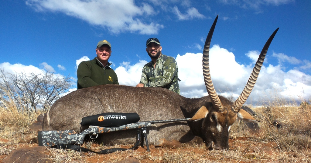 Sultan had previously hunted with PH, Martin Neuper, and was ecstatic to hear that Martin had joined our team, once again teaming up for another safari.