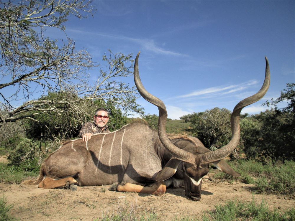 Biggest East Cape Kudu